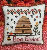 Needle Bling Designs - Bee Giving