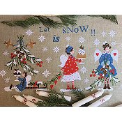 Lilli Violette - Let It Snow THUMBNAIL