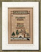 Country Cottage Needleworks - Camping Trip