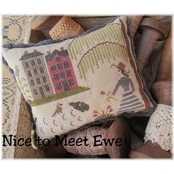 The Scarlett House - Nice To Meet Ewe MAIN