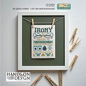 Hands On Design - The Laundry Company #3 - Irony