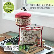 Hands on Design - Where Liberty Dwells (Includes Velveteen)_THUMBNAIL