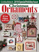 Just Cross Stitch 2018 Christmas Ornament Issue_THUMBNAIL