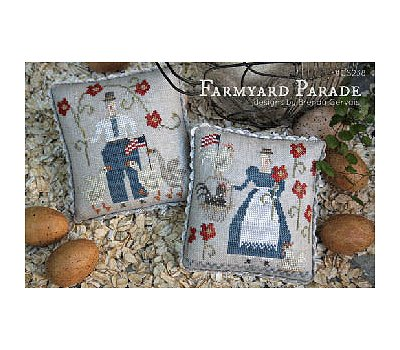 With Thy Needle & Thread - Farmyard Parade MAIN