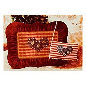 Homespun Elegance - Country Spirits Collection- Simply Patriotic THUMBNAIL