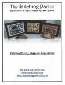 The Stitching Parlor - Celebrate!  July, August, September THUMBNAIL