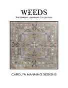 Carolyn Manning Designs - The Garden Labyrinth Collection - Weeds THUMBNAIL