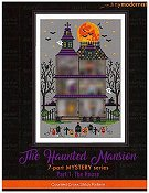 Tiny Modernist - The Haunted Mansion Mystery Series - Part 1 The House