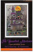 Tiny Modernist - The Haunted Mansion Mystery Series - Part 5 Room Four - Dr. Frankenstein THUMBNAIL