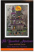Tiny Modernist - The Haunted Mansion Mystery Series - Part 6 Room Five - The Porch THUMBNAIL