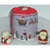 Praiseworthy Stitches - Santa Claus Lane THUMBNAIL