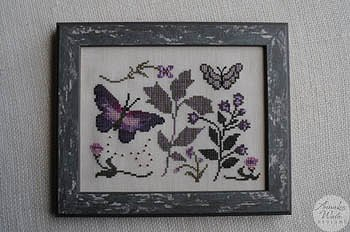 Annalee Waite Designs - Blooms & Butterflies MAIN