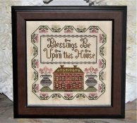 Abby Rose Designs - Blessings Be Upon This House