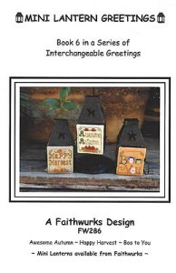 Faithwurks Designs - Mini Lantern Greetings #6 MAIN