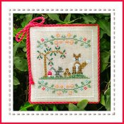 Country Cottage Needleworks - Welcome To The Forest - Forest Fox and Friends Part 6 THUMBNAIL