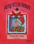 Frony Ritter Designs - Sweet Mrs. Santa