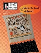 Heart In Hand Needleart - Bird in the Hand - Autumn THUMBNAIL