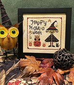 Scissor Tail Designs - Happy H-Owl-O-Ween THUMBNAIL