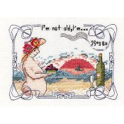 MarNic Designs - When I Am Old... I'm Not Old... I'm 25 + S&H