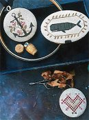 Stacy Nash Primitives - Nantucket Sewing Set THUMBNAIL
