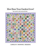 Carolyn Manning Designs - How Does Your Garden Grow? - Jane's Joy Collection