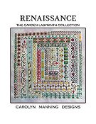 Carolyn Manning Designs - Renaissance - The Garden Labyrinth Collection