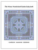 Carolyn Manning Designs - The Garden Labyrinth Collection - Winter Wonderland