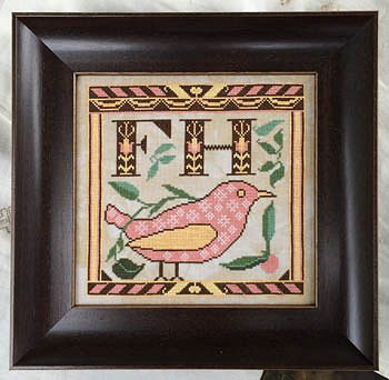 Kathy Barrick - Early Fraktur Drawing MAIN