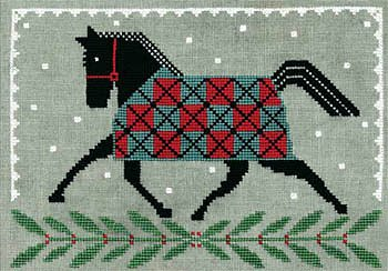 Artful Offerings - Horse Country Holiday MAIN