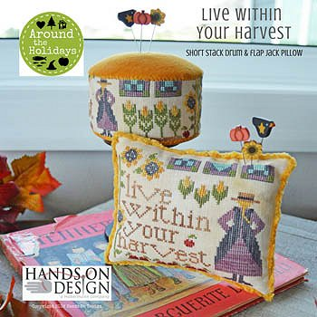 Hands On Design - Live Within Your Harvest MAIN