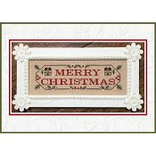 Country Cottage Needleworks - Merry Christmas