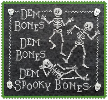 Waxing Moon Designs - Dem Bones! MAIN
