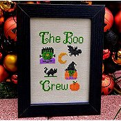Pickle Barrel Designs - The Boo Crew THUMBNAIL