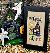 Pickle Barrel Designs - 666 Spooky Lane THUMBNAIL