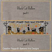 Barbara Ana Designs - Black Cat Hollow Part 2 THUMBNAIL