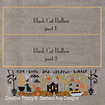 Barbara Ana Designs - Black Cat Hollow Part 3 MAIN