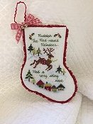 JBW Designs - Sing A Song Of Christmas VIII - Rudolph The Red Nosed Reindeer
