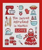 Sue Hillis Designs - Secret Ingredient THUMBNAIL