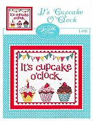 Sue Hillis Designs - It's Cupcake O'Clock