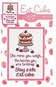 Sue Hillis Designs - Eat Cake