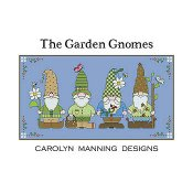Carolyn Manning Designs - The Garden Gnomes THUMBNAIL