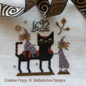 Barbara Ana Designs - Witch Cat? THUMBNAIL