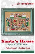 Tiny Modernist - Santa's House Part 6 - Room 5 - Santa's Room_THUMBNAIL