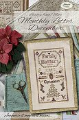 Jeannette Douglas Designs - Letters From Mom - Monthly Letter December THUMBNAIL