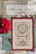 Jeannette Douglas Designs - Letters From Mom - Monthly Letter February