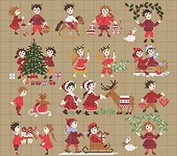 Perrette Samouiloff - Happy Childhood Collection - Christmas MAIN