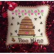 Needle Bling Designs - Bee Mine