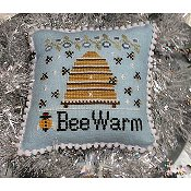 Needle Bling Designs - Bee Warm THUMBNAIL