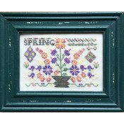 Rosewood Manor - Spring (with threads) THUMBNAIL