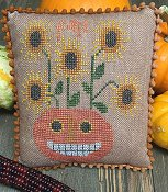 Needle Bling Designs - Sunflower Jack
